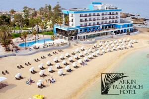 Kıbrıs Arkın Palm Beach Hotel'de Tatil Paketleri