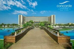 Kıbrıs Concorde Luxury Resort & Casino'da Tatil Paketleri