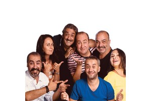 'Mahşer-i Cümbüş' Tiyatro Bileti