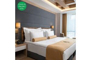 İstanbull Hotel & Spa Bomonti'de Çift Kişilik Konaklama Keyfi