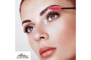 Starliçe Estetik Güzellik Merkezi'nden Kaş Kontür & Kirpik Lifting Uygulamaları