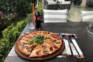 Icone Cafe'den Lezzet Dolu Pizza Menüsü