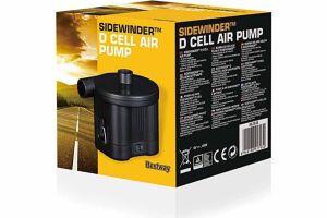Bestway 62038 (Pilli) Sidewinder D Cell Air Pump Şişirme Pompası