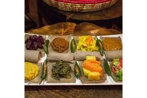 Etiyopya Mutfağı Lezzetleri Sunan Habesha Restaurant'ta Nefis Fix Menü