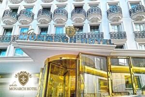 White Monarch Hotel Şişli'de Çift Kişilik Konaklama Keyfi