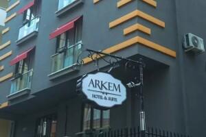 Maltepe Arkem Hotel 1'de Çift Kişilik Konaklama Seçenekleri