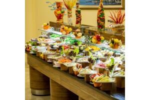Kaynesia Otel'de Nefis Açık Büfe Kahvaltı Keyfi