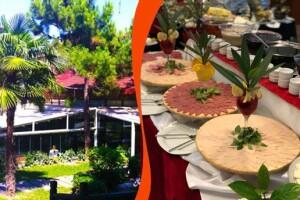 Doğanın İçinde Harika Bir Kahvaltı! Bahçeşehir Hasbahçe'de 100 Çeşit Enfes Açık Büfe Kahvaltı Keyfi