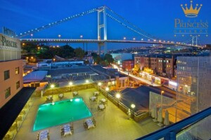 5 Yıldızlı Ortaköy Princess Hotel Hemera Restaurant'ta Enfes Yemek Menüsü