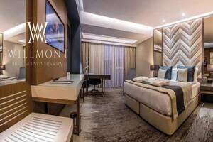 Willmont Hotel Balıkesir'de Çift Kişilik Kahvaltı Dahil Konaklama Seçenekleri