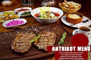 Beş Bıçak Steak House Beylikdüzü ve Bahçeşehir Şubelerinde Geçerli Enfes Yemek Menüleri