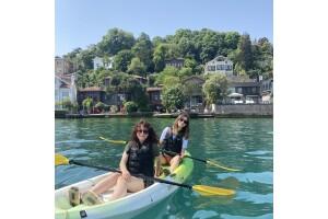 İstanbul Boğazı'nda Unutulmaz Kano Turu Deneyimi