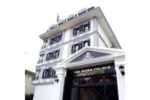 The Mara Palace Ankara'da Tek veya Çift Kişilik Konaklama Seçenekleri