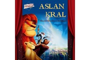 'Aslan Kral' Çocuk Oyunu Tiyatro Bileti