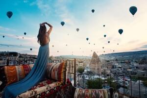 Her Cuma İstanbul Kalkışlı 1 Gece Konaklamalı Rüya Gibi Kapadokya Turu