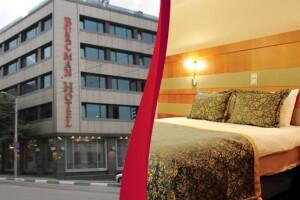 Burçman Hotel'de Konfor dolu Çift Kişilik Konaklama Keyfi