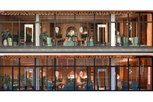 Mercure İstanbul Bakırköy Hotel Octo Lounge Lobi'de Nefis Serpme Kahvaltı Menüsü