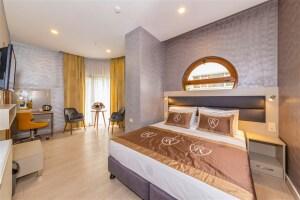 Ixora Hotel'den Şehrin Merkezinde Çift Kişilik Konfor Dolu Konaklama Seçenekleri