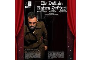 Alparslan Mehmet Bıyık'ın Sahnelediği 'Bir Delinin Hatıra Defteri' Tiyatro Bileti