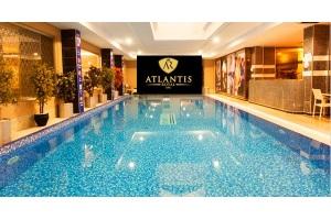 Atlantis Royal Spa'dan Tüm Gün Tesis Kullanımı ve Yemek Menüsü