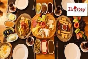 Ziverbey Restaurant'tan Lezzet Dolu Serpme Kahvaltı Keyfi