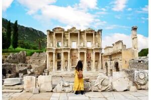 Her Cuma Kalkışlı 1 Gece Otel Konaklamalı 1 Kahvaltı ve 1 Akşam Yemeği Dahil 3 Günlük İzmir, Efes, Şirince, Ayvalık ve Cunda Turu