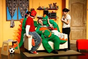 'Sevimli Dinozor' Çocuk Oyunu Tiyatro Bileti