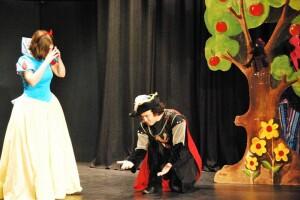 'Pamuk Prenses ve Yedi Cüceler' Çocuk Tiyatro Bileti