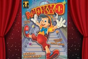 'Pinokyo' Çocuk Tiyatro Bileti