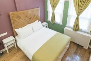 Pasaport Pier Hotel İstanbul'da Çift Kişilik Konaklama Seçenekleri