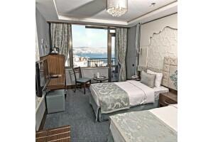 Grand Star Hotel Bosphorus Taksim'de Çift Kişilik Konaklama Seçenekleri