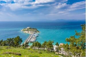 Cumhuriyet Bayramına Özel 2 Gece 3 Gün Yarım Pansiyon Çeşme, Kuşadası, Efes, Bergama Turu