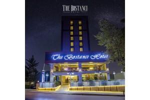 The Bostancı Hotel'de Çift Kişilik Konaklama Seçenekleri