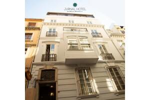 Jurnal Hotel Asmalımescit'te Çift Kişilik Konaklama Keyfi