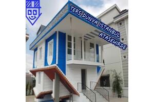 Ters Dünya Ataşehir'e Giriş Bileti