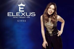 Kıbrıs Elexus Hotel'de 16 Kasım Ebru Gündeş Galası Dahil Tatil Paketleri