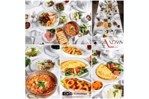 Yalova Lova Hotel'de Enfes Açık Büfe Kahvaltı Keyfi