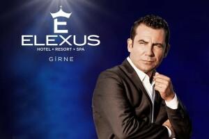 Kıbrıs Elexus Hotel'de 30 Kasım Ferhat Göçer Galası Dahil Tatil Paketleri