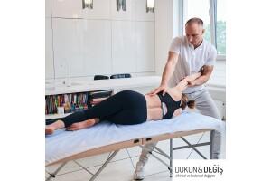Koşuyolu Dokun & Değiş'te Relax Masaj, Medikal Masaj, Kupa Terapi, Manuel Terapi Uygulamaları