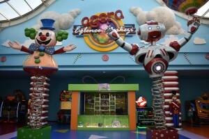 Antalya Agora Eğlence Merkezi'nde Tüm Oyunlarda Geçerli Krediler