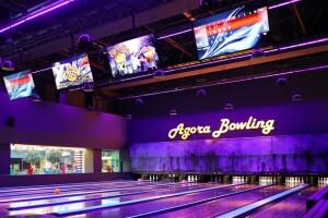 Antalya Agora AVM'de Eğlence Dolu Bowling Oyunu
