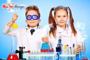 Mucitler Atölyesi Eğlenceli Deneyler, Mühendislik Atölyesi, Robotik Kodlama, Her Hafta Cumartesi Günleri Bilim Okulu