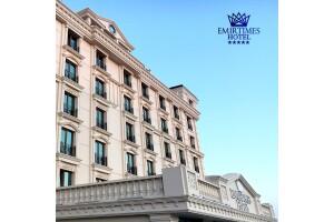 Emirtimes Hotel Tuzla'da Konfor Dolu Konaklama Seçenekleri