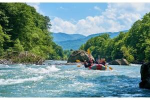 Rafting Turu Düzce Melen Çayı, Dokuz Değirmen Köyü, Beyler Köyü Her Hafta Hareketli