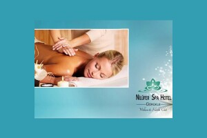 Nilüfer Spa & Otel'de Masaj, Hamam ve Tesis Kullanımı