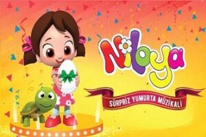 'Niloya Sürpriz Yumurta Müzikali' Çocuk Tiyatro Bileti