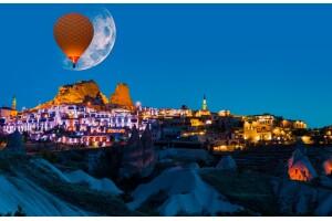 2 Gece 3 Gün Peri Bacaları Diyarı Kapadokya Turu