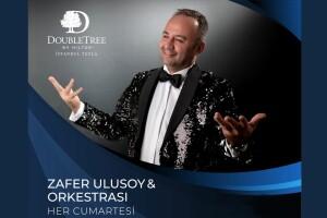 Double Tree By Hilton Tuzla'da Zafer Ulusoy Sahnesi ve Limitsiz İçecek Eşliğinde Enfes Yemek Menüsü