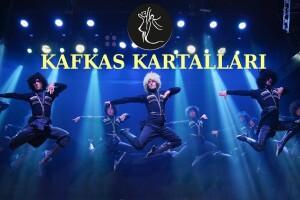 Kafkas Kartalları 30. Yıl Dans Gösterisi Giriş Bileti