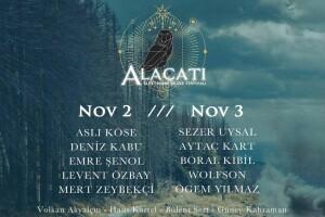 2 - 3 Kasım Alaçatı Elektronik Müzik Festivali Giriş Bileti
